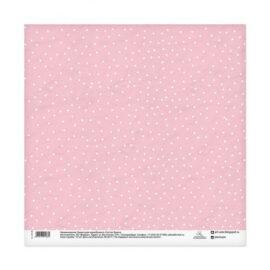 Бумага для скрапбукинга «Наша принцесса»