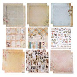 Набор бумаги «Семейный архив»
