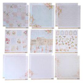 Набор бумаги «Пионовый сад»