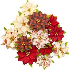 Набор бумажных цветов Sugarplum