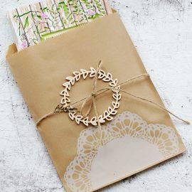 Пакет бумажный фасовочный — Doily