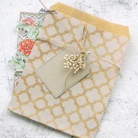 Пакет бумажный фасовочный — Honeycomb