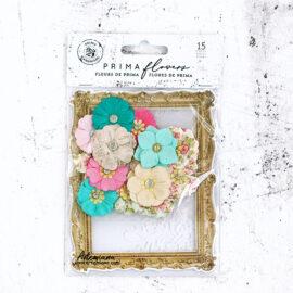 Набор бумажных цветов Ashby