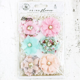 Набор тканевых цветов Addison