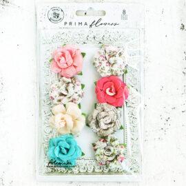 Набор тканевых цветов Fatima