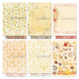 Набор бумаги «My Autumn»