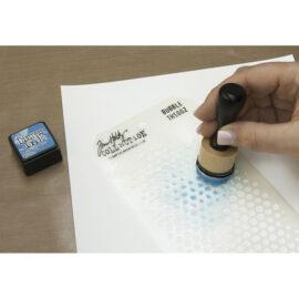 Набор сменных подушечек для аппликатора для нанесения чернил