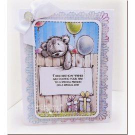 Набор карточек James&Jenny Bear#1