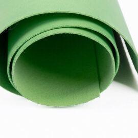 Светло-зелёный кожзам