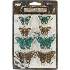 Металлические украшения Scrapyard Butterflies