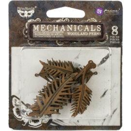 Металлические украшения Woodland Fern