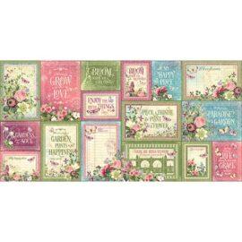 Декоративные карточки Bloom