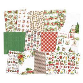 Набор бумаги «Christmas treats», 12″ * 12″