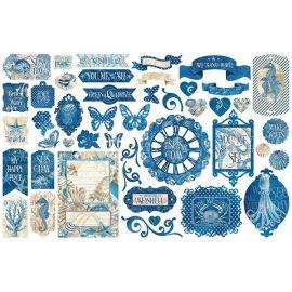 Набор высечек Ocean Blue
